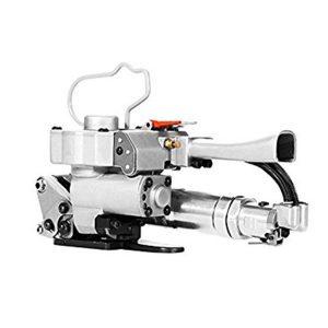 """Outil de cerclage pneumatique AIR19 13-19mm (1/2"""" à 3/4"""") pour feuillard en plastique PET et PP"""