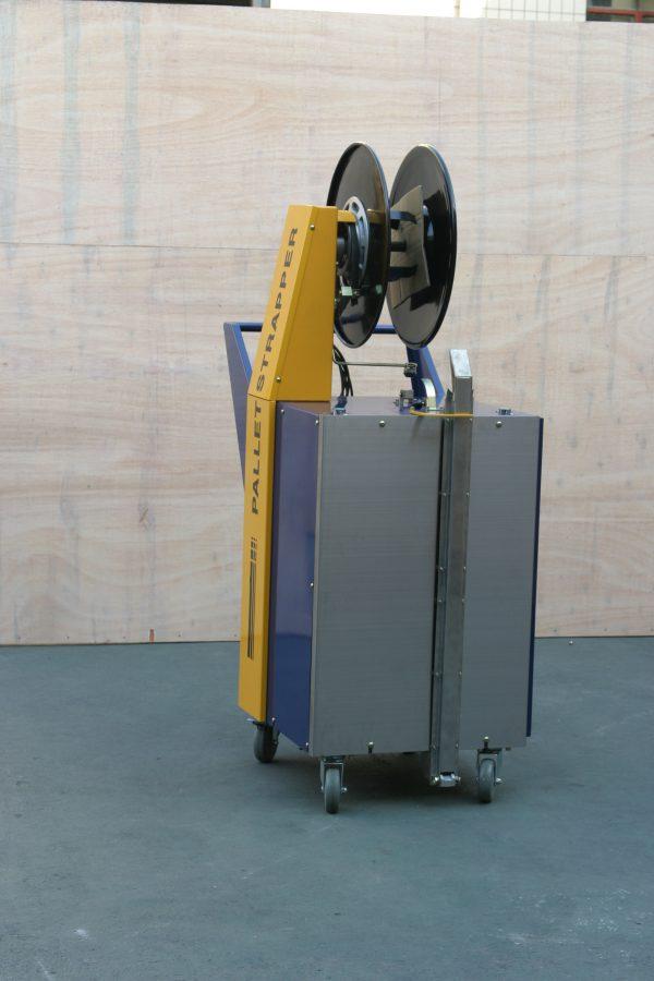 batterystrapping.com-Machine-de-cerclage-semi-automatique-pour-palettes-COMBO- bon-marché