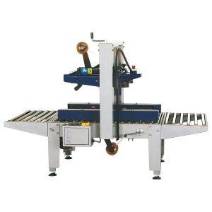 Scelleuse automatique de cartons FLEX TAPE prix nouveau haute qualité