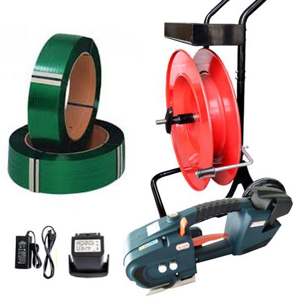 batterystrapping.com-kit-de-cerclage-batterie-TES-12-16mm-Distributeur-de-sangle-PET