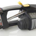Cercleuse à batterie Messersi MB620 12-16mm (1/2″ à 5/8″) pour banderolage de feuillard PET et PP avec batterie et chargeur 2