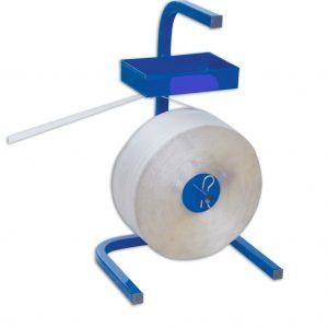 Chariot distributeur pour bande textile prix Ø76mm