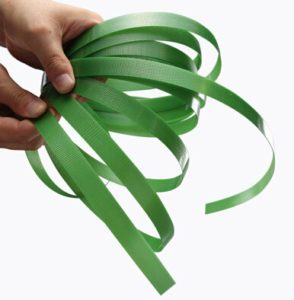 Plastic PET strap 12mm, 16mm and 19mm for packing pallets cheap
