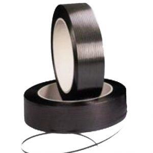 Bande en plastique PP 12 et 16 mm pour l'emballage des palettes