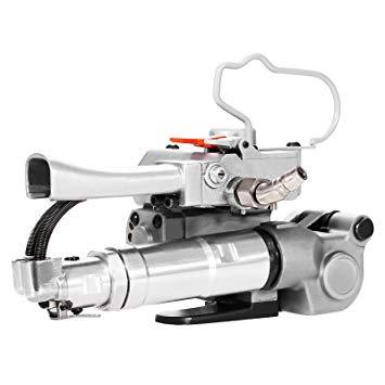 AIR19 outil de cerclage pneumatique 13-19mm (1/2″ à 3/4″) outil de banderolage pour feuillard en plastique PET et PP 2