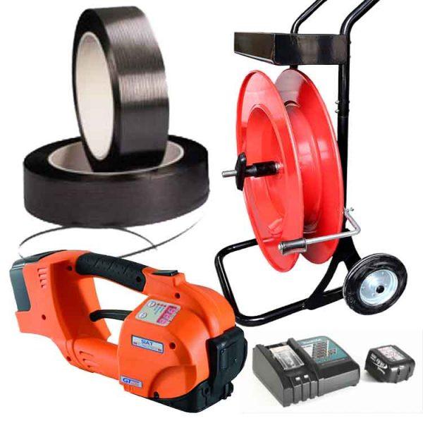 batterystrapping.com-Kit-de-cerclage-à-batterie-GT-ONE-10-16mm-PP-distributeur-de-sangles