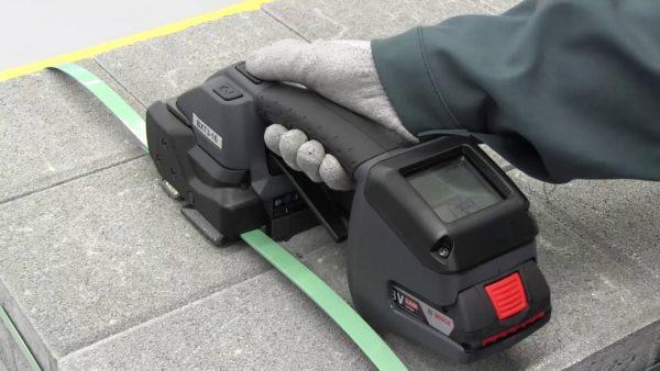 Cercleuse-sur-batterie-Signode-BXT3-à-bas-prix