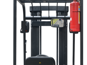 Electric Forklift Wide-field mast