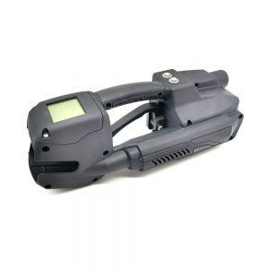Cercleuse automatique portative TES PRO 12-16mm pour sangle PET/PP + 2x batterie + chargeur